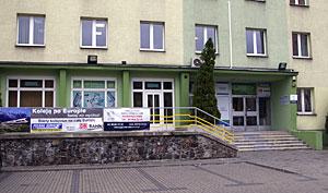 Polrail Service, ul. Dworcowa 104-108, Bydgoszcz