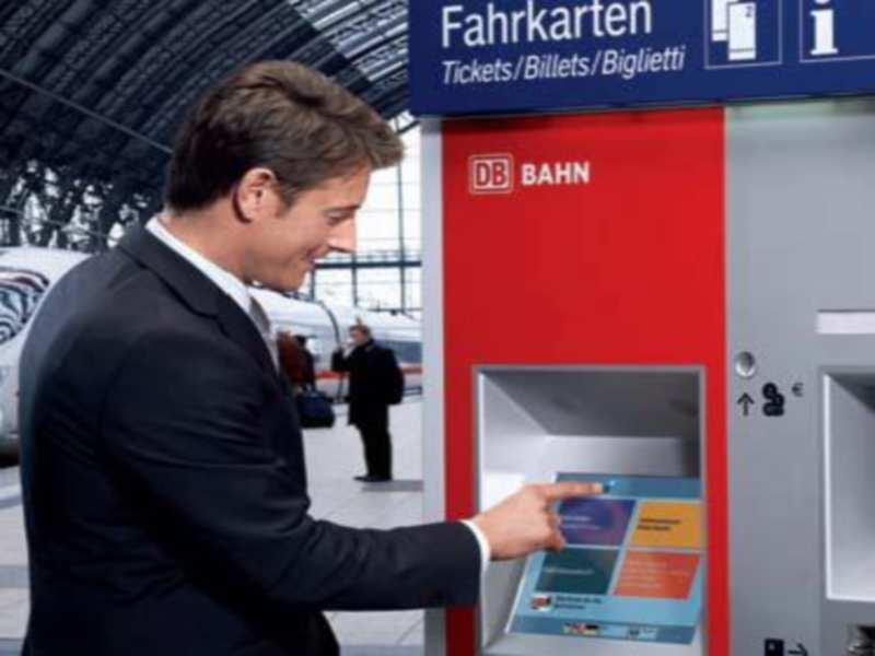 Odbiór biletów w Niemczech