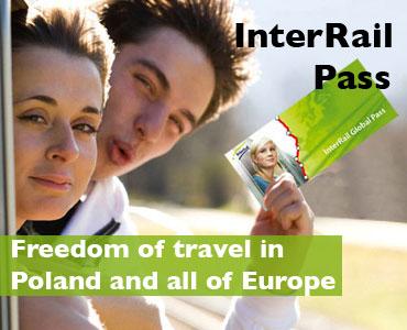 InterRail passes