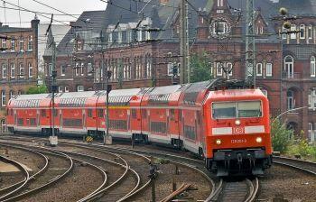 RegioExpress train, photo courtesy of Torsten Batge
