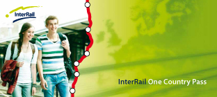 InterRail One Country Pass