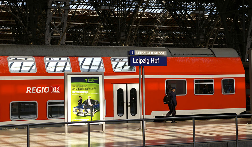 DB RegioExpress train