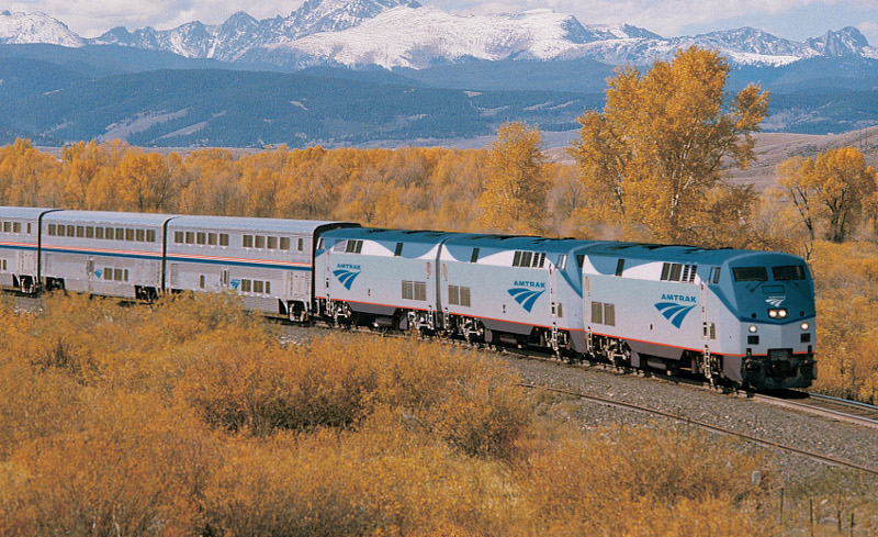 Via Rail Travel Usa