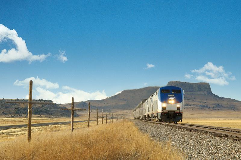 Train Travel In Arizona