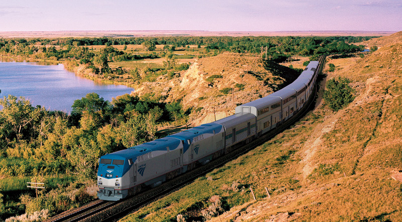 Train travel in the USA - What is Amtrak®? - Polrail Service