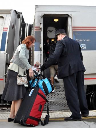 Amtrak Service
