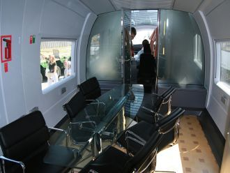 Conference room in Club class