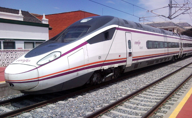 Train Travel From London To Valencia