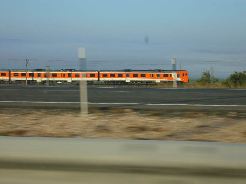 RENFE Regional train