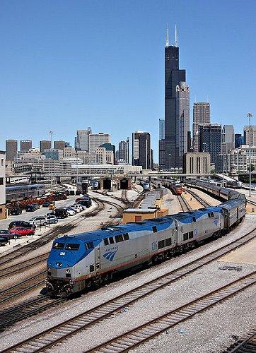 Amtrak-Chicago