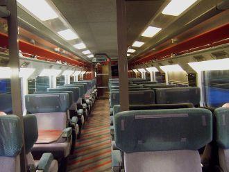Premier class seats