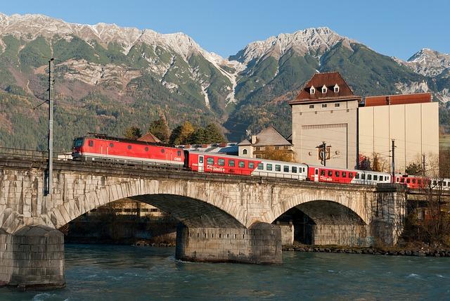 bilety kolejowe do Wiednia