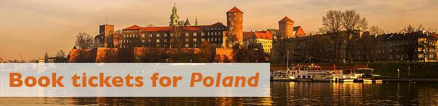 Train tickets Poland