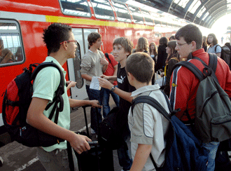 train travel tickets for groups