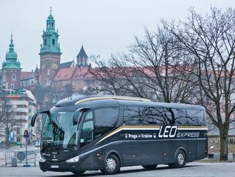 Bus from Krakow to Prague