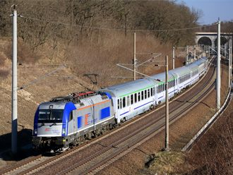 train from gdansk to Warsaw PKP