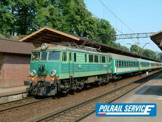 train warsaw to gdansk