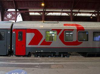 RZD train