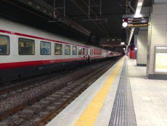 Frecciabianca in Turin
