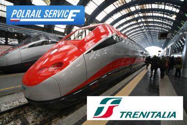 Polrail Service - autoryzowany agent Trenitalia